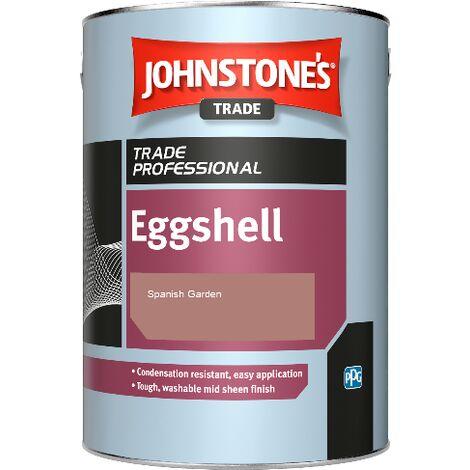 Johnstone's Eggshell - Spanish Garden - 2.5ltr