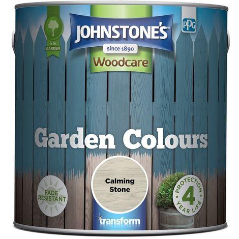 """main image of """"Johnstone\'s Garden colours Exterior Wood Paint 2.5L (select colours)"""""""