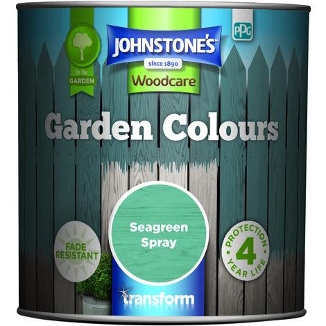 Johnstone's Garden Colours Seagreen Spary 1l