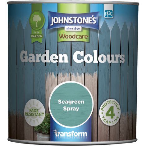 Johnstone's Garden Colours Seagreen Spray 1l