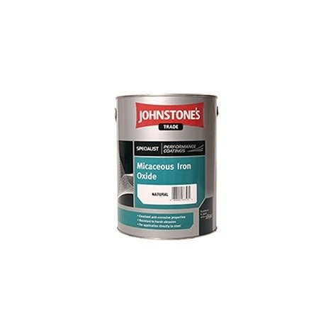 Johnstone's Micaceous Iron Oxide 5L (select size)