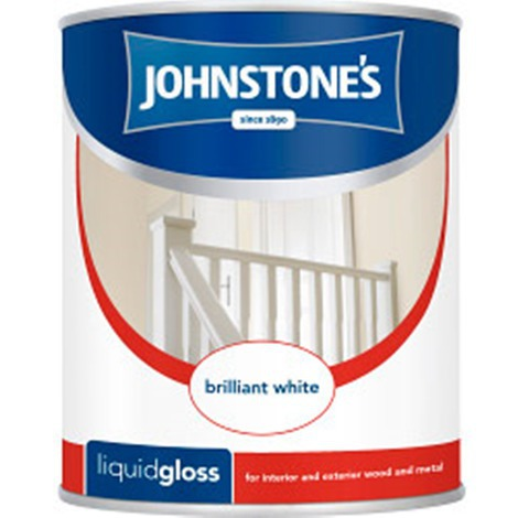 Johnstone's Paint For Bricks Tiles And Door Steps - Matt Red,0.75