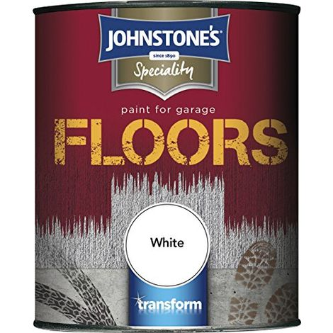 Johnstone's Paint for Garage Floors 2.5L (choose colour)