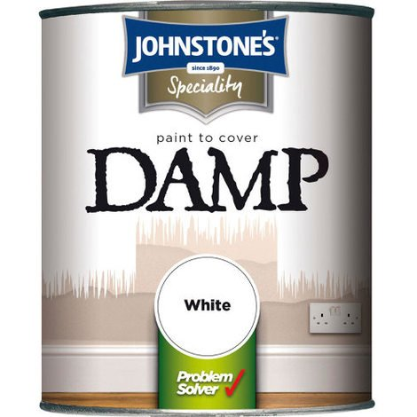 Johnstone's Paint to Cover Damp (select size)