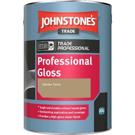 Johnstone's Professional Gloss - Garden Twine - 2.5ltr