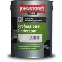 Johnstone's Professional Undercoat Magnolia 5 Litres