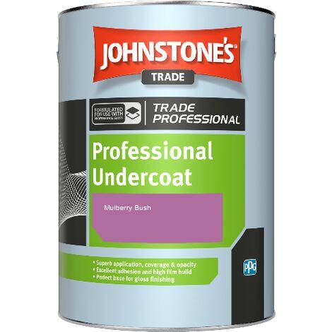 "main image of ""Johnstone's Professional Undercoat - Mulberry Bush - 1ltr"""