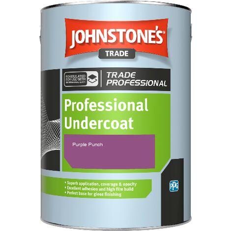 "main image of ""Johnstone's Professional Undercoat - Purple Punch - 1ltr"""