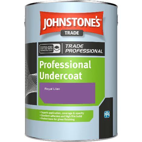 """main image of """"Johnstone's Professional Undercoat - Royal Lilac - 1ltr"""""""