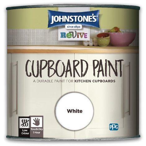 Johnstone's Revive Cupboard Paint 750ml (choose colour)