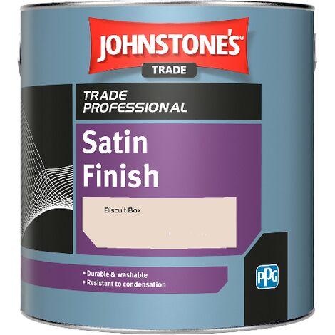 Johnstone's Satin Finish - Biscuit Box - 1ltr