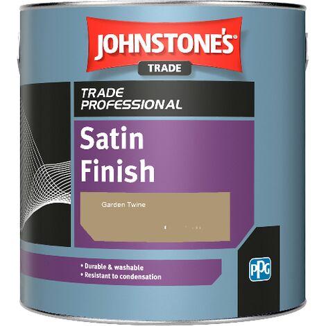 Johnstone's Satin Finish - Garden Twine - 2.5ltr