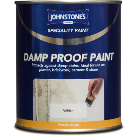 Johnstones Speciality Damp Proof Paint 750ml