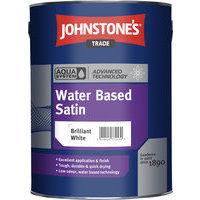 Johnstones Trade Aqua Water Based Satin