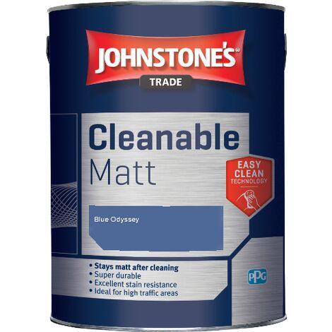 Johnstone's Trade Cleanable Matt - Blue Odyssey - 2.5ltr