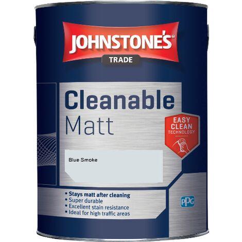 Johnstone's Trade Cleanable Matt - Blue Smoke - 2.5ltr