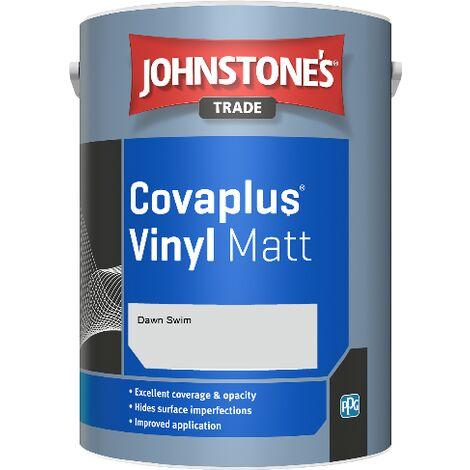 Johnstone's Trade Covaplus Vinyl Matt - Dawn Swim - 5ltr