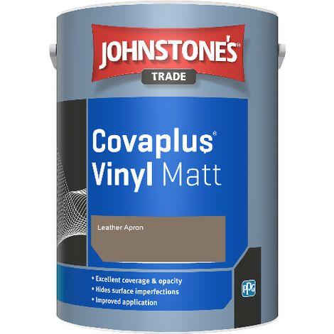 Johnstone's Trade Covaplus Vinyl Matt - Leather Apron - 5ltr