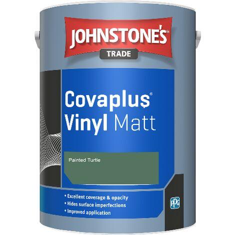 Johnstone's Trade Covaplus Vinyl Matt - Painted Turtle - 1ltr