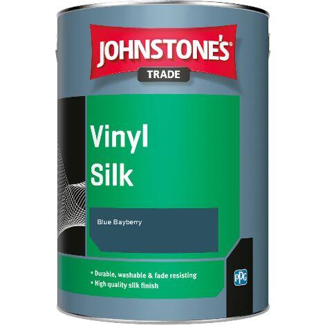 Johnstone's Trade Vinyl Silk - Blue Bayberry - 1ltr