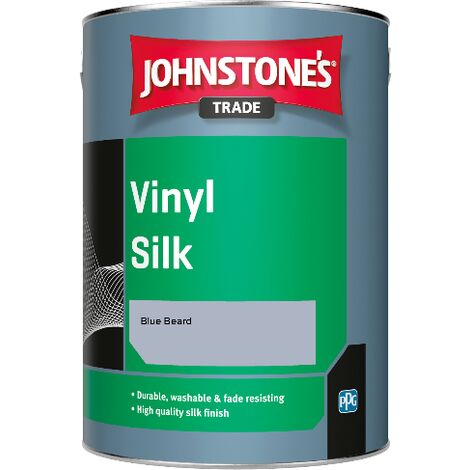 Johnstone's Trade Vinyl Silk - Blue Beard - 5ltr