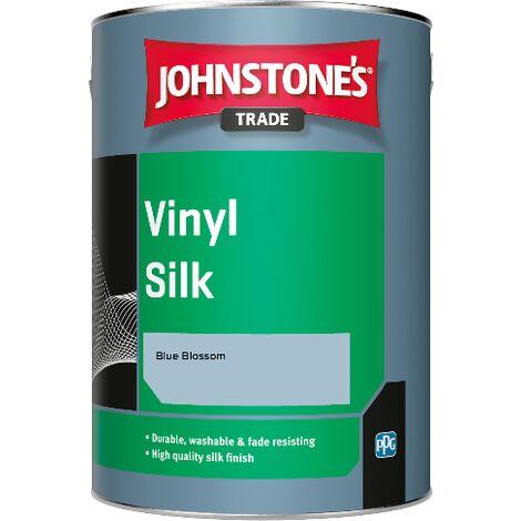 Johnstone's Trade Vinyl Silk - Blue Blossom - 5ltr