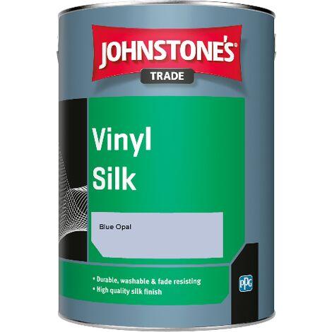 Johnstone's Trade Vinyl Silk - Blue Opal - 2.5ltr