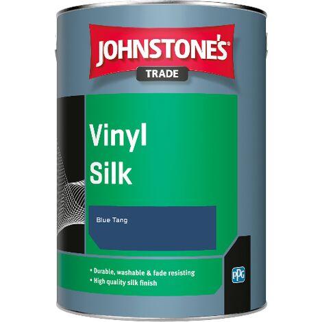 Johnstone's Trade Vinyl Silk - Blue Tang - 5ltr