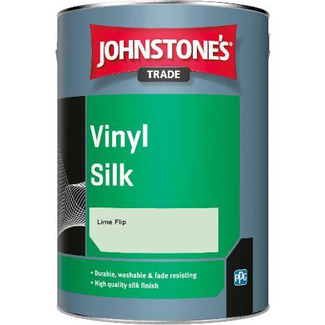 Johnstone's Trade Vinyl Silk - Lime Flip - 1ltr