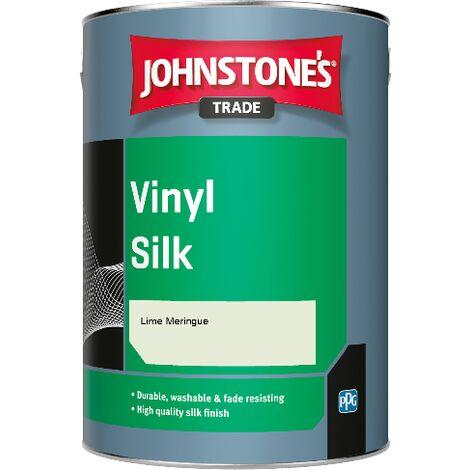Johnstone's Trade Vinyl Silk - Lime Meringue - 2.5ltr