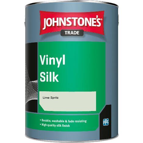 Johnstone's Trade Vinyl Silk - Lime Spritz - 1ltr