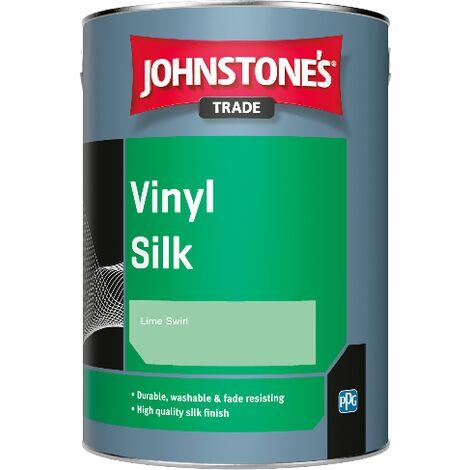 Johnstone's Trade Vinyl Silk - Lime Swirl - 1ltr