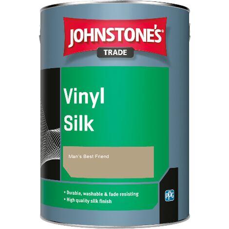 Johnstone's Trade Vinyl Silk - Man's Best Friend - 1ltr