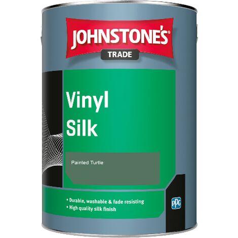 Johnstone's Trade Vinyl Silk - Painted Turtle - 1ltr