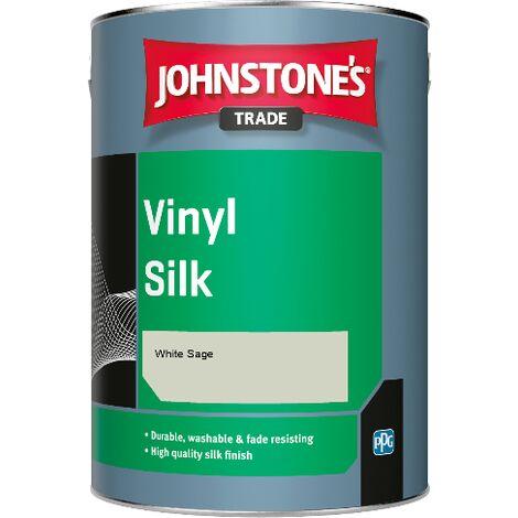 Johnstone's Trade Vinyl Silk - White Sage - 1ltr