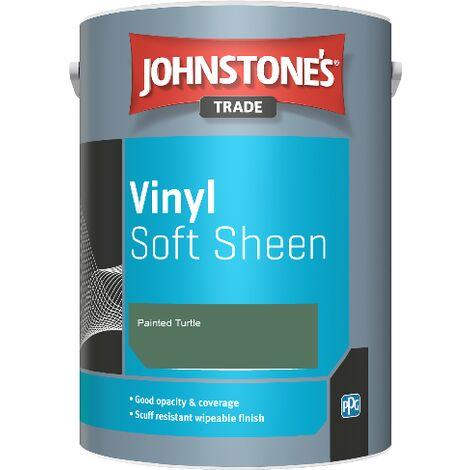 Johnstone's Trade Vinyl Soft Sheen - Painted Turtle - 5ltr