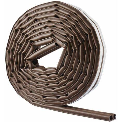 Joint adhésif thermoplastique marron 2x3m