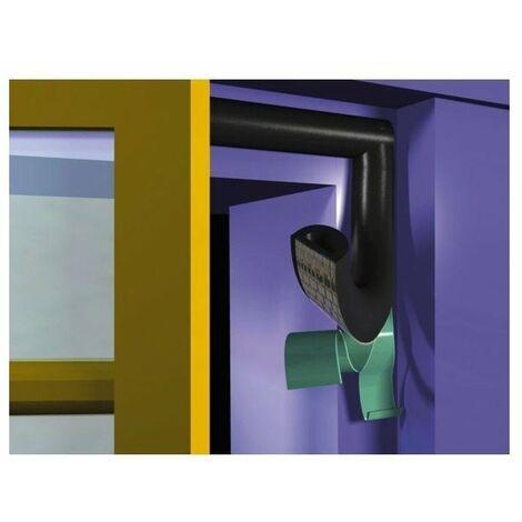 """main image of """"Joint caoutchouc adhesif ellenflex joint k 15m noir 600102262"""""""