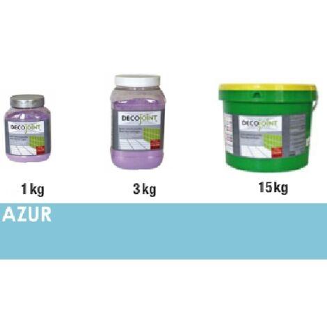 Joint carrelage bleu azur | 15kg (seau)