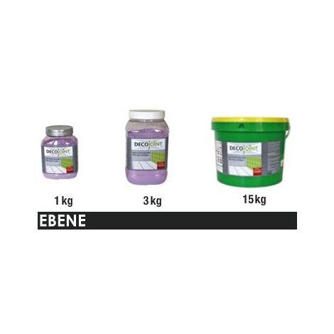 Joint carrelage faience noir ébène | 3kg (pot)