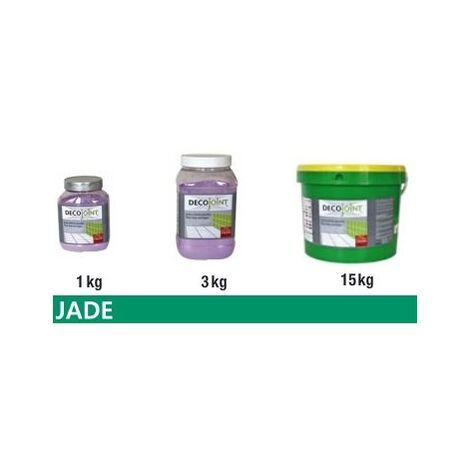 Joint carrelage vert jade   15kg (seau)