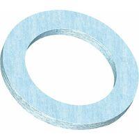 """Joint CNK bleu 15/21 (1/2"""") WATTS pour gaz, hydrocarbure - bleu chauffage et sanitaire - par 100 pcs"""