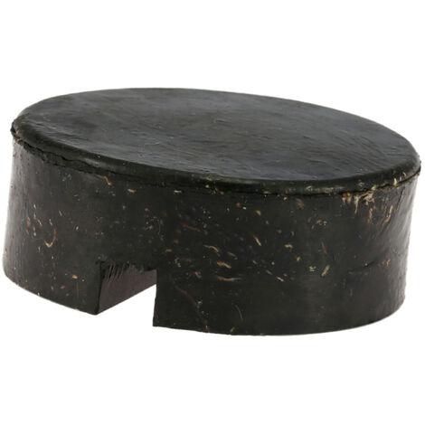 Joint concave de joint en caoutchouc d'axe de roue de cric