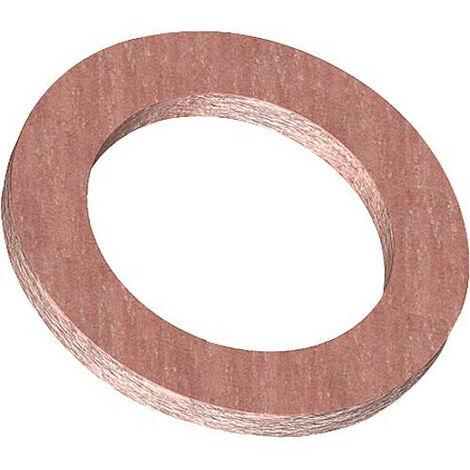 """Joint CSC rouge 26/34 (1"""") WATTS pour air, huile et fuel domestique paquet 75 pcs"""