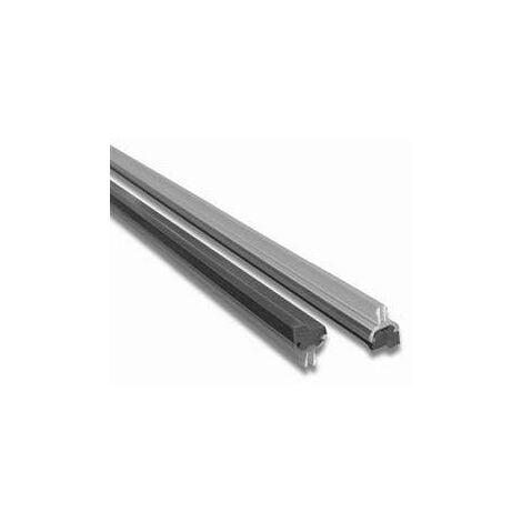Joint de douche magnétique avec fonction tampon, droit, vertical Novellini Lunes R10LUR1   aimants