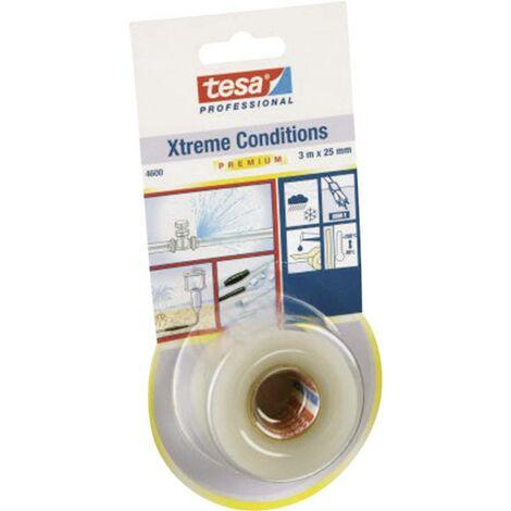 Joint en bande tesa® Xtreme Conditions Premium tesa 4600-00-00 transparent (L x l) 3 m x 25 mm 3 m