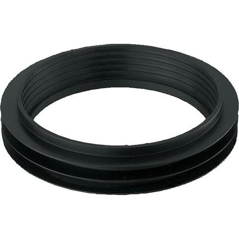 Joint en caoutchouc noir, convient, convient pour 93 125 32 d 110mm