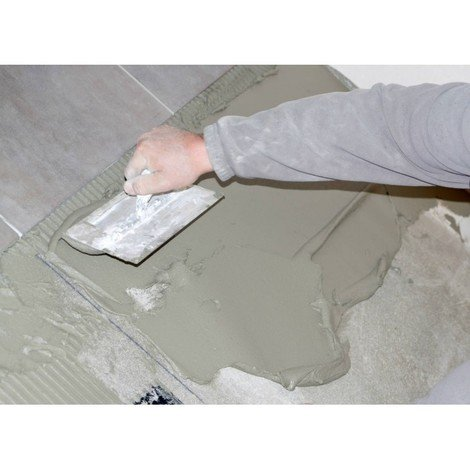 Joint Epoxy Colle Carrelage Blanc