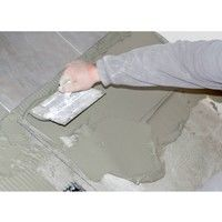 Joint Epoxy Colle Carrelage Gris