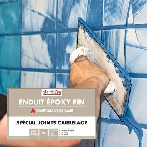 Joint epoxy pour carrelage et piscine 1kg